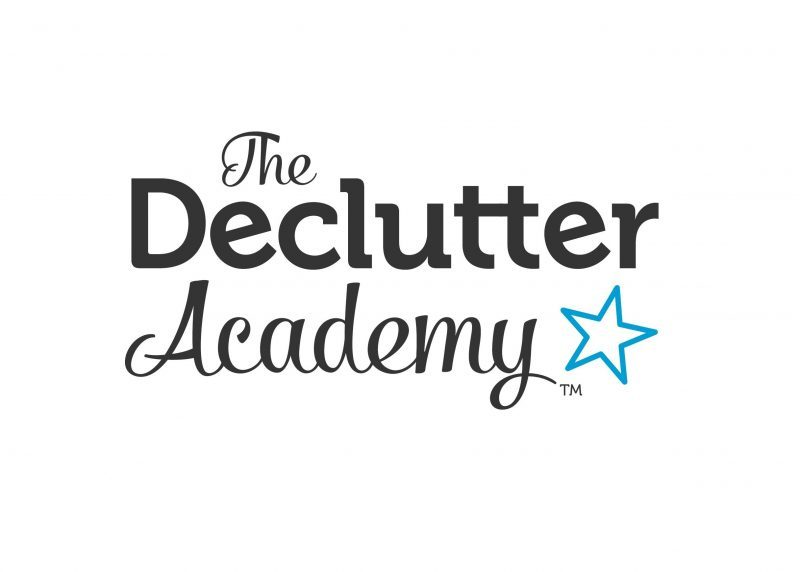 The Declutter Academy Logo